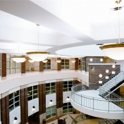 Atrium from 2nd floor