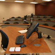 Classroom and instructor station
