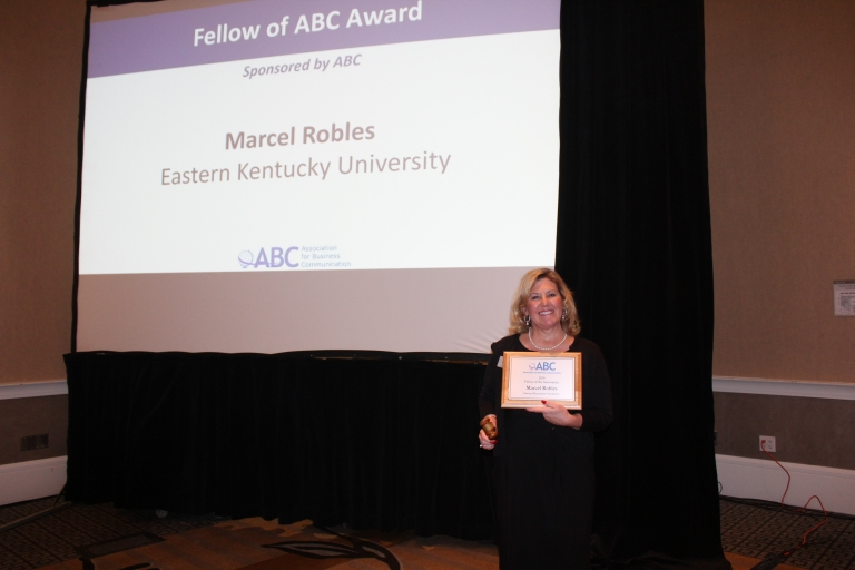 Award, ABC Business Communication