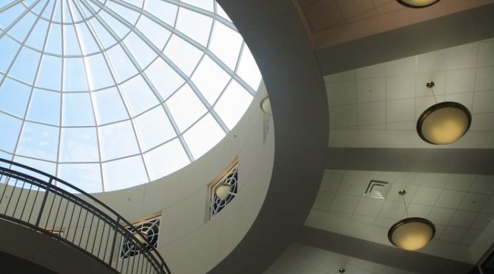 Business and Technology Center dome