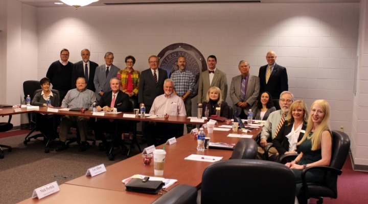 Business Advisory Council Fall 2016 Meeting