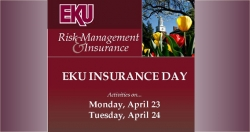 Inaugural Insurance Day April 23-24 Includes Seminar, Other Activities