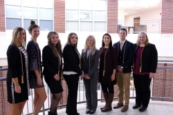 Fall 2017 Beta Gamma Sigma Inductees