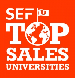 SEF Top Sales Universities logo
