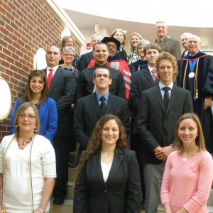 Beta Gamma Sigma inductees