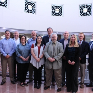 Industry leaders participate in EKU's Supply Chain Management Advisory Council i