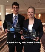 Dalton Stanley and Wendi Smith