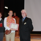 COMM Scholarship Recognition and Kappa Tau Alpha Initiation