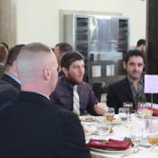 C2C recognition luncheon in the Keen Johnson ballroom