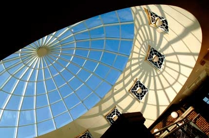 Business & Technology Center dome