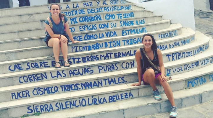 Karlee Tanel - Study Abroad in Spain