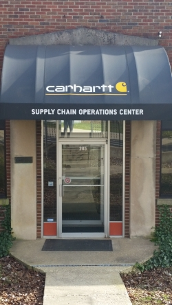 Carhartt Supply Chain Operations Center