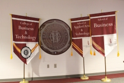 College of Business and Technology banners