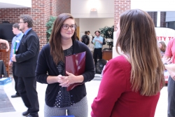 Accounting Society Hosts Annual Meet the Firms