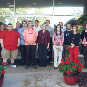 Dr. Isaacs' class visits the Richmond Oconite facility