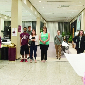 Candidates await SGA voting results